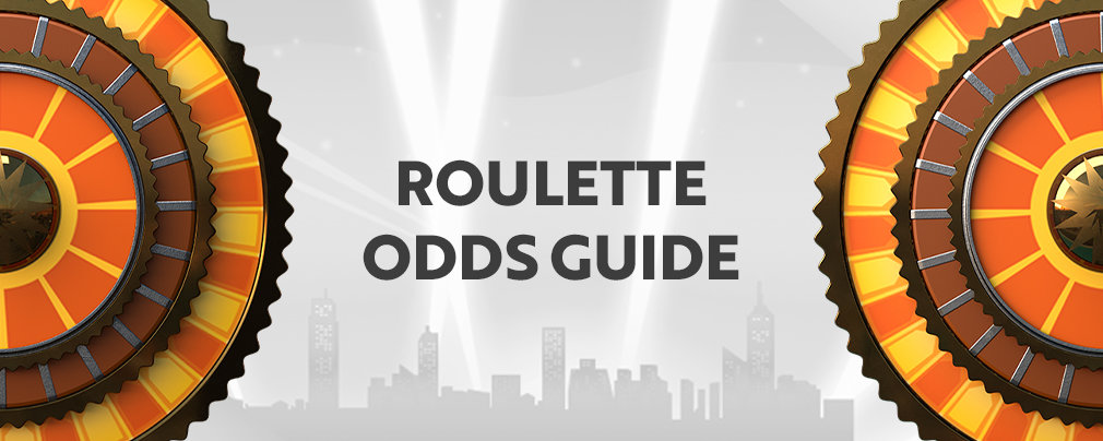 roulette odds sign